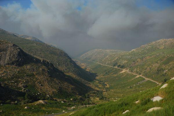 Serra Estrela Valle Glaciar