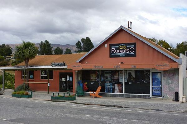 Cinema Paradiso Wanaka nueva zelanda