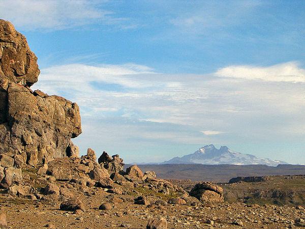 La desolación se puede apoderar de nosotros en el archipiélago de Kerguelen