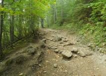 El misticismo sobrevuela los montes Tatra de Polonia
