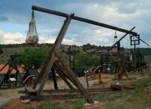 trebuchet park albarracin
