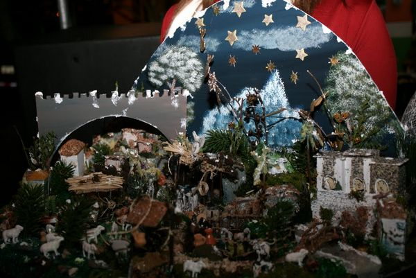 Navidad Costa Rica Pasito
