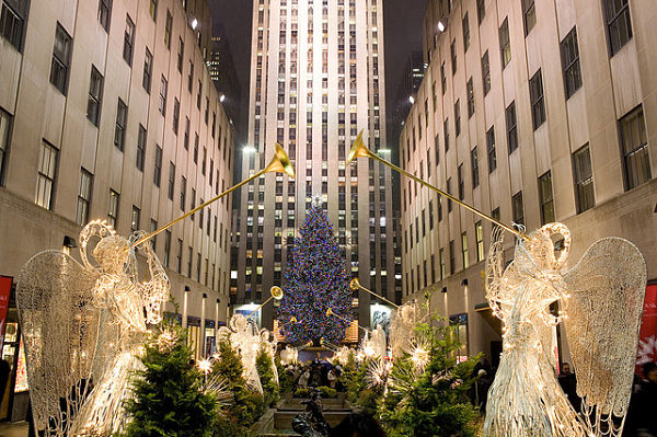 Navidad Nueva York