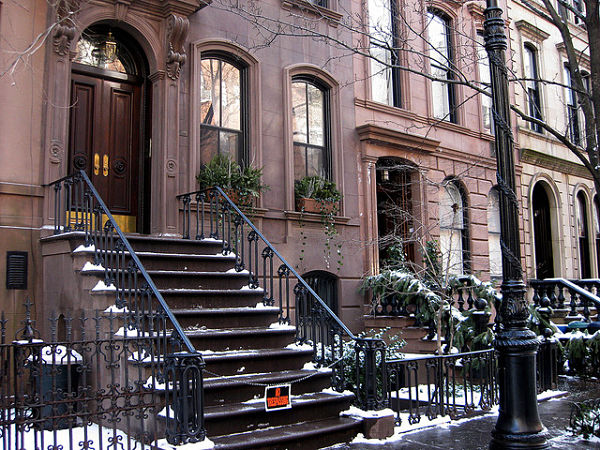Greenwich village el barrio de la serie sexo en nueva york for Piso carrie bradshaw