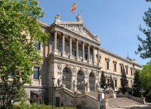 biblioteca nacional espana