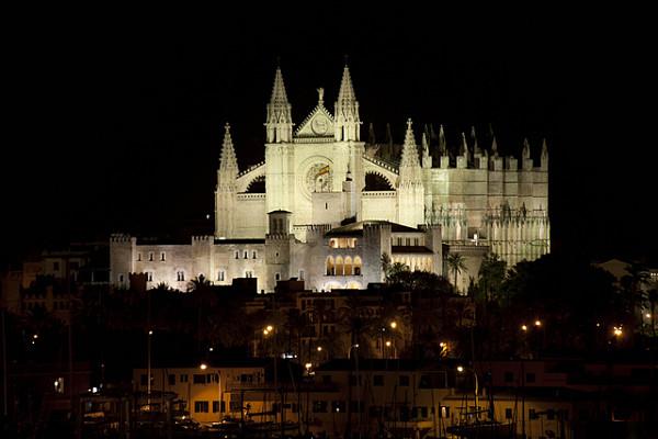Catedral de palma de mallorca - Fotografia palma de mallorca ...