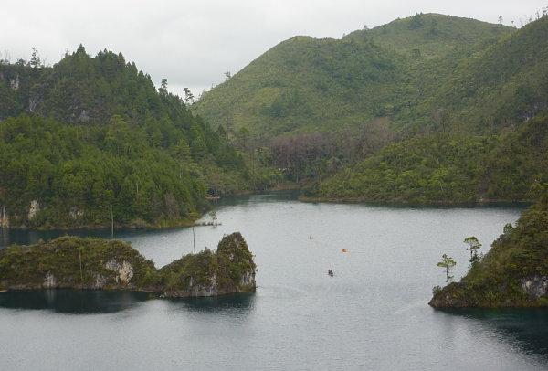 Lagunas Montebello