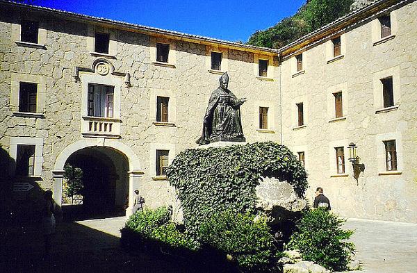 Monasterio de Lluc, el santuario de Mallorca