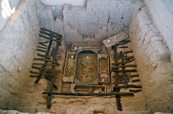 museo tumbas sipan