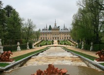 palacio real granja san ildefonso