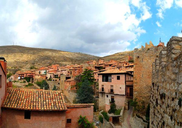 Albarracin Teruel Rodeno
