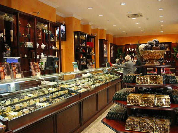 Fassbender Rausch tienda chocolate berlin