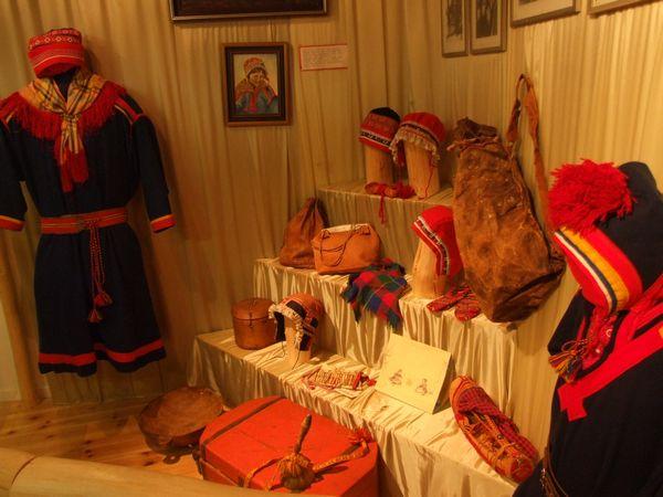 Samegarden Museo Sami Kiruna