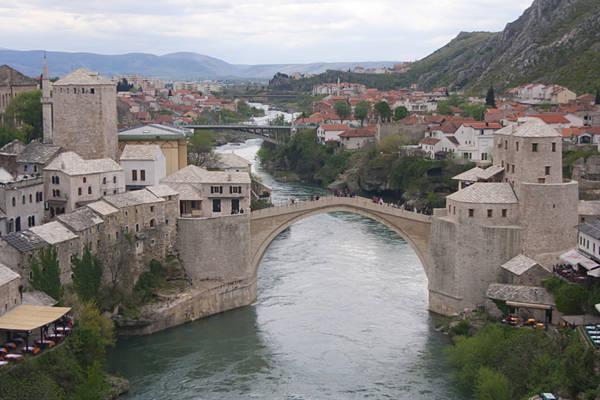 Stari Most puente viejo mostar
