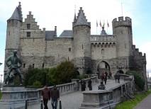 Castillo Het Steen Amberes