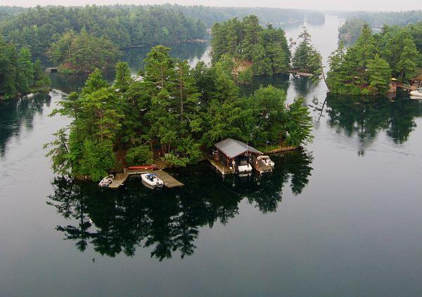 mil islas canada viaje
