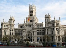 palacio cibeles madrid