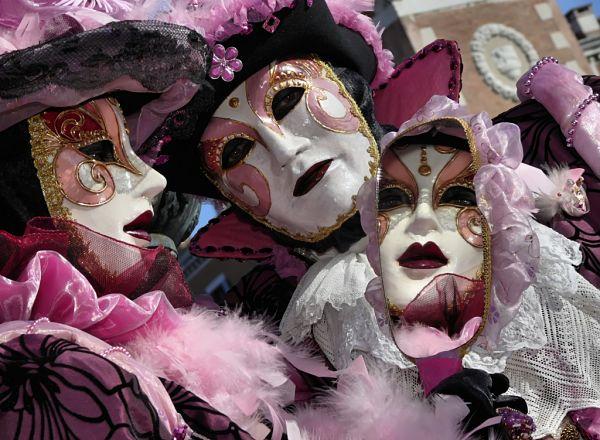 carnaval venecia mascaras