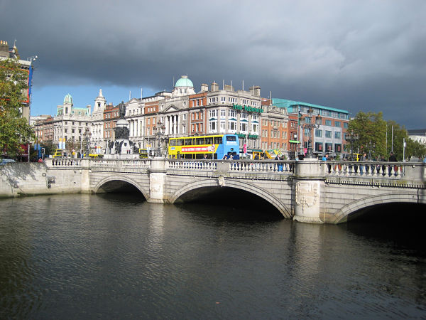 oconnell puente dublin