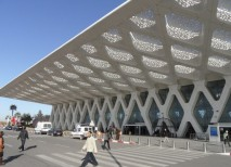 aeropuerto Marrakech como llegar