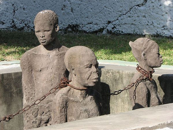 esclavos zanzibar tanzania