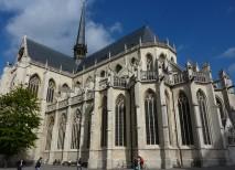 iglesia San Pedro Lovaina Flandes
