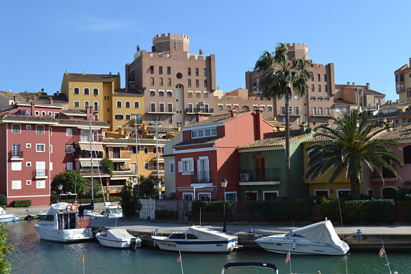 port saplaya venecia