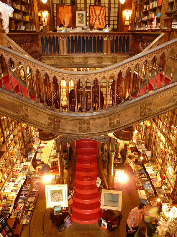 lello e irmao libreria mas bonita mundo
