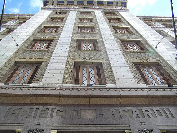 edificio bacardi habana