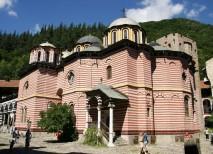 Monasterio Rila bulgaria