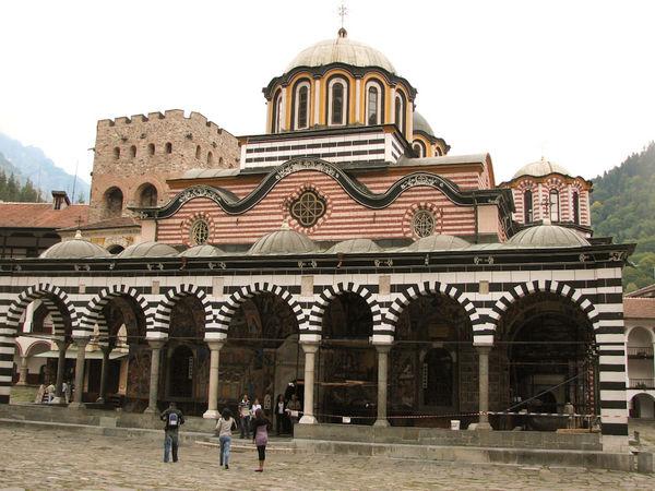 Iglesia Monasterio Rila