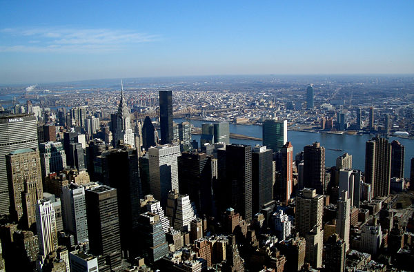 empire state building vistas