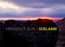 Midnight Sun islandia