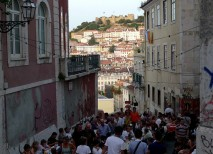 bairro alto gente