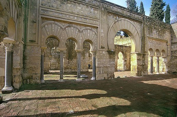 casa militar medina azahara