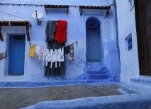 Chefchaouen ciudad azul Marruecos