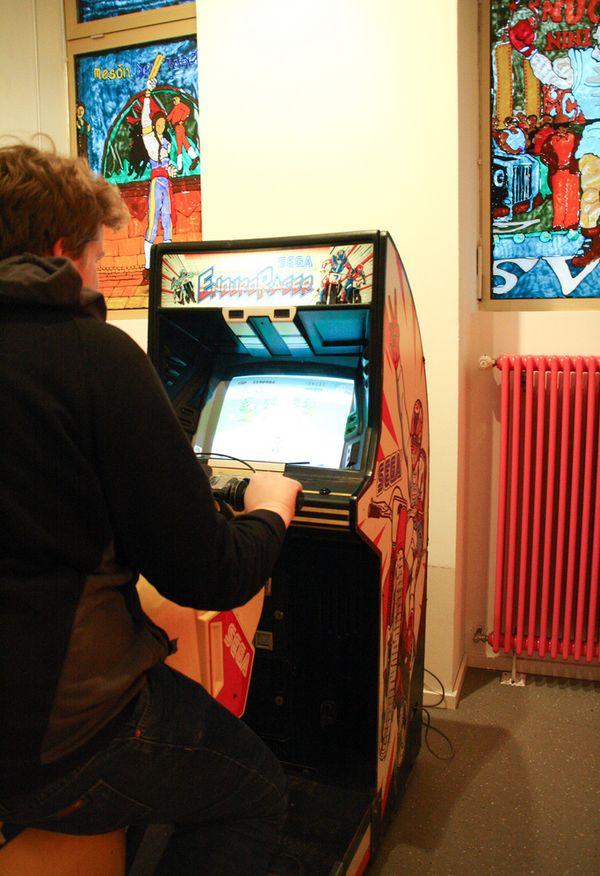 Computerspielemuseum museo