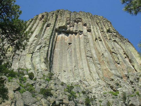 Devil's Tower estados unidos