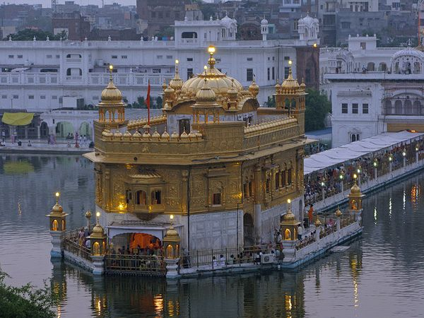 Harmandir Sahib India