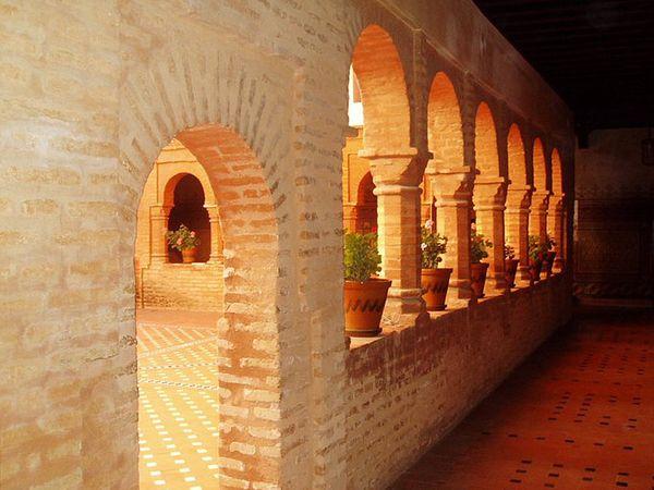 monasterio rabida