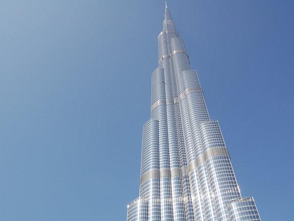 burj khalifa dubai edificio mas alto mundo