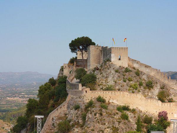 castillo jativa