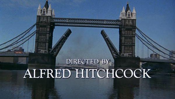 Hitchcock Londres