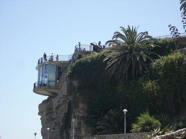 nerja balcon europa