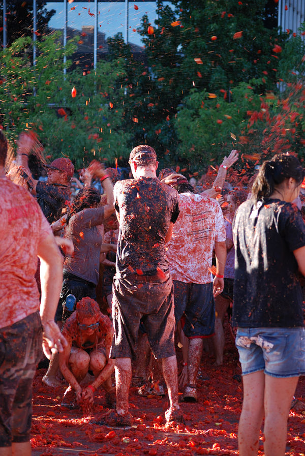tomatina