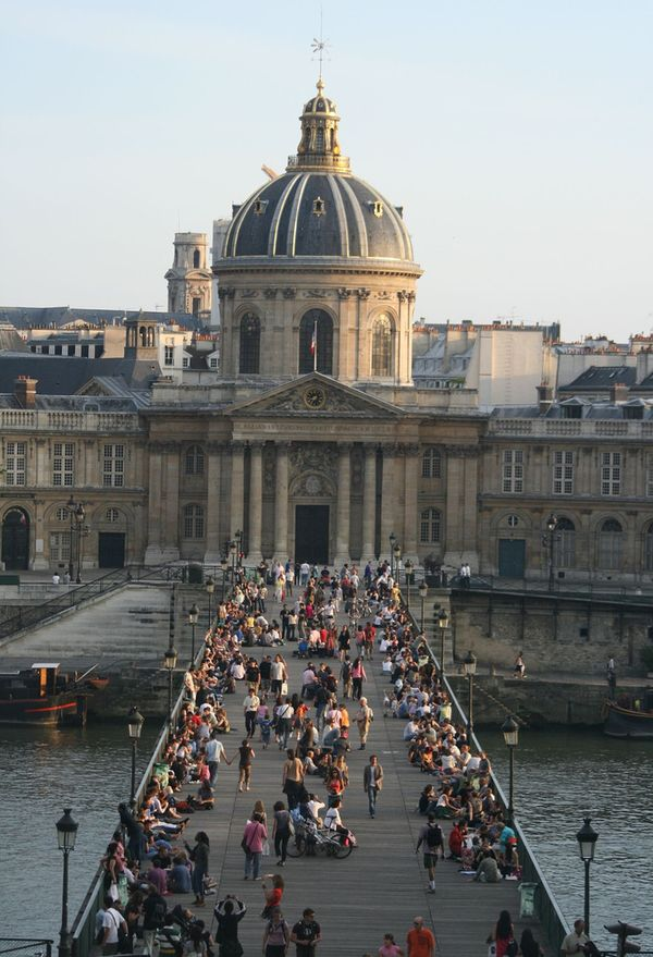 Pont des Arts puente paris