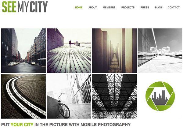 SeeMyCity viajar instagram