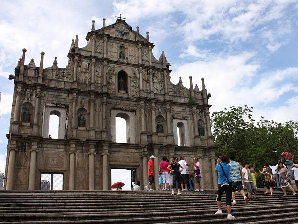 macao iglesia san pablo