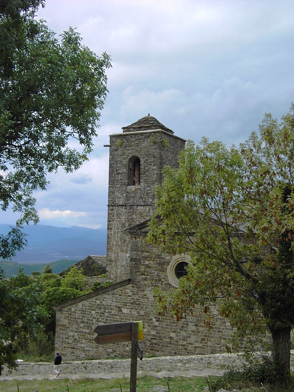 monasterio san victorian huesca