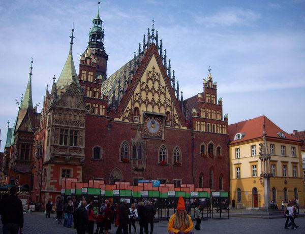Ayuntamiento Wroclaw